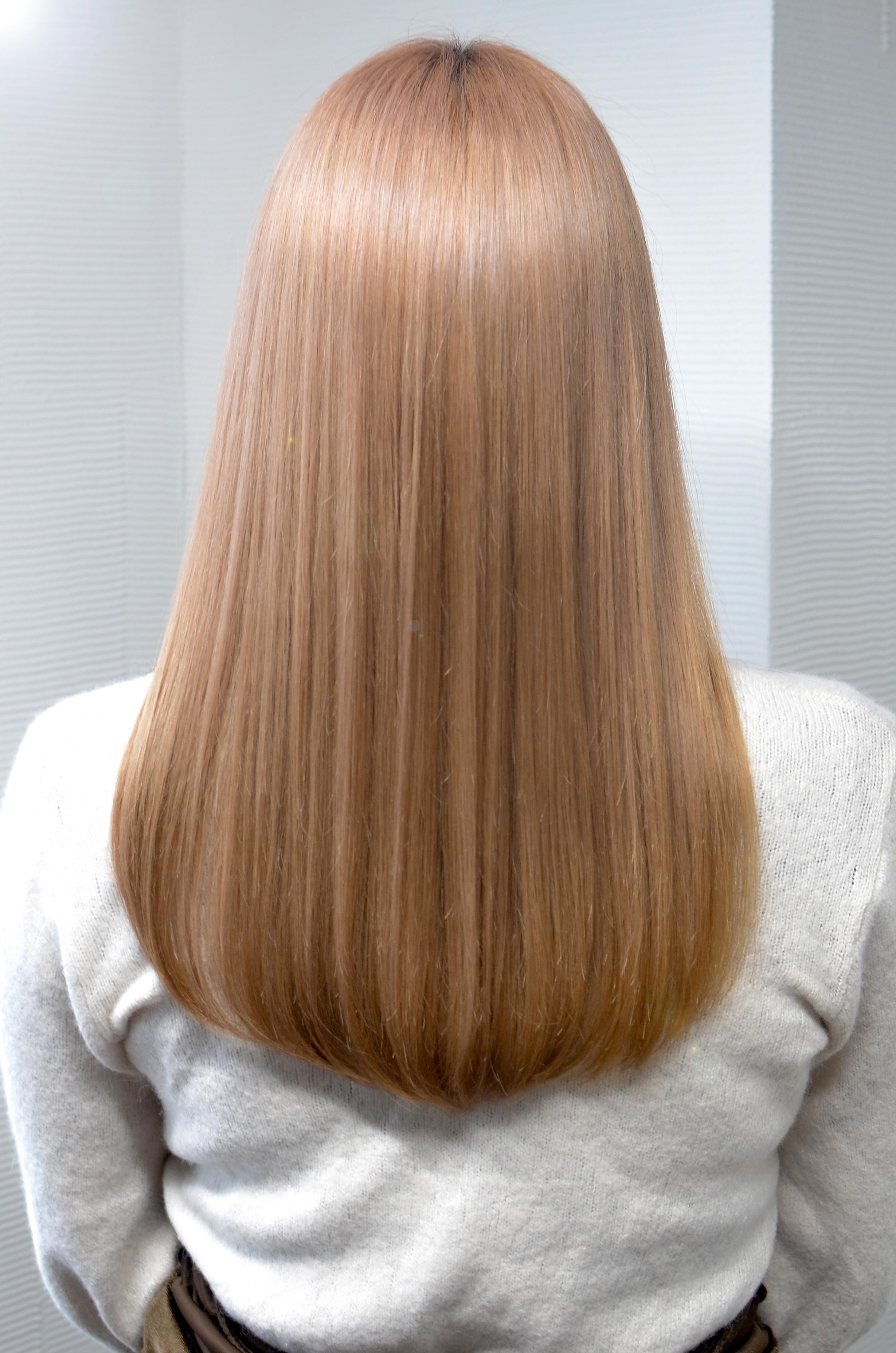 名古屋 改善 髪 質
